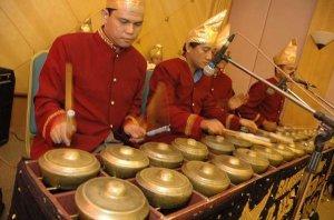 alat musik tradisional sumbar - talempong